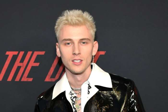 Machine Gun Kelly Explains How An Embarrassing Wardrobe Function Led To The Delay Of A New Music Video