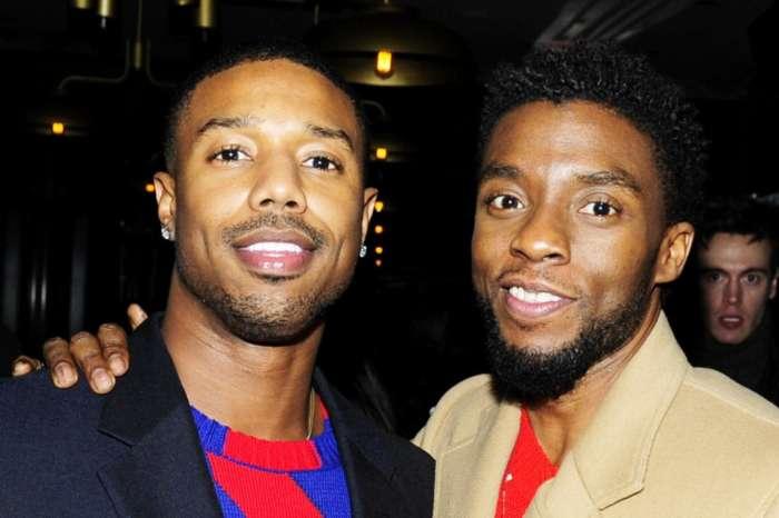 Michael B. Jordan Pays Tribute To Chadwick Boseman