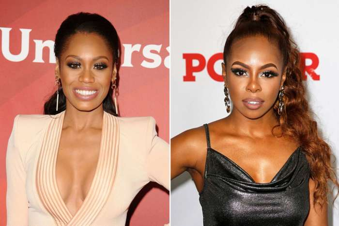 RHOP: Candiace Dillard Refuses To Film With Monique Samuels As Monique Assures Fans She Isn't Going Anywhere