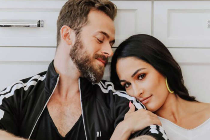 Nikki Bella - Here's How She Feels About Artem Chigvintsev Going Back To 'DWTS' After Just Welcoming Their Son Together!