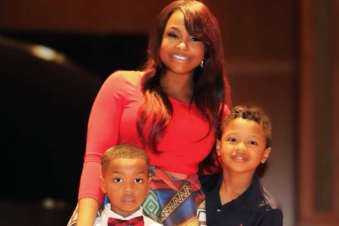 Phaedra Parks Disappointed Some Fans With The Way She Acted On Marriage Boot Camp