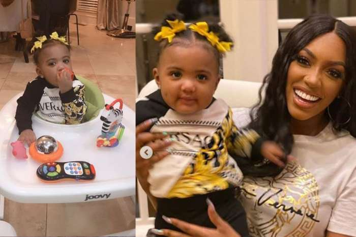 Porsha Williams Gushes Over Her Daughter, PJ's Hair - See Her Message To Haters