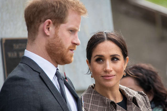 Meghan Markle Reveals Prince Harry Is A 'Feminist' And Raves About The 'Beautiful Example' He Is For Their Son!