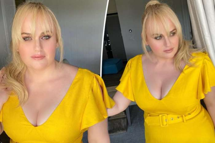 Rebel Wilson Stuns In Yellow Dress As She Shows Off Her Incredible Weight Loss Results!