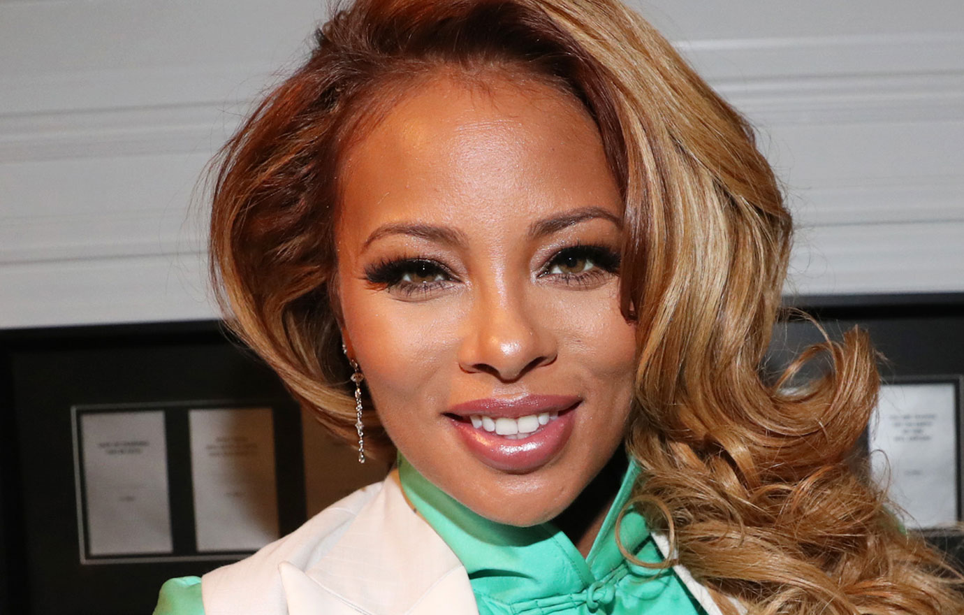 Eva Marcille Makes Fans Laugh With This Photo