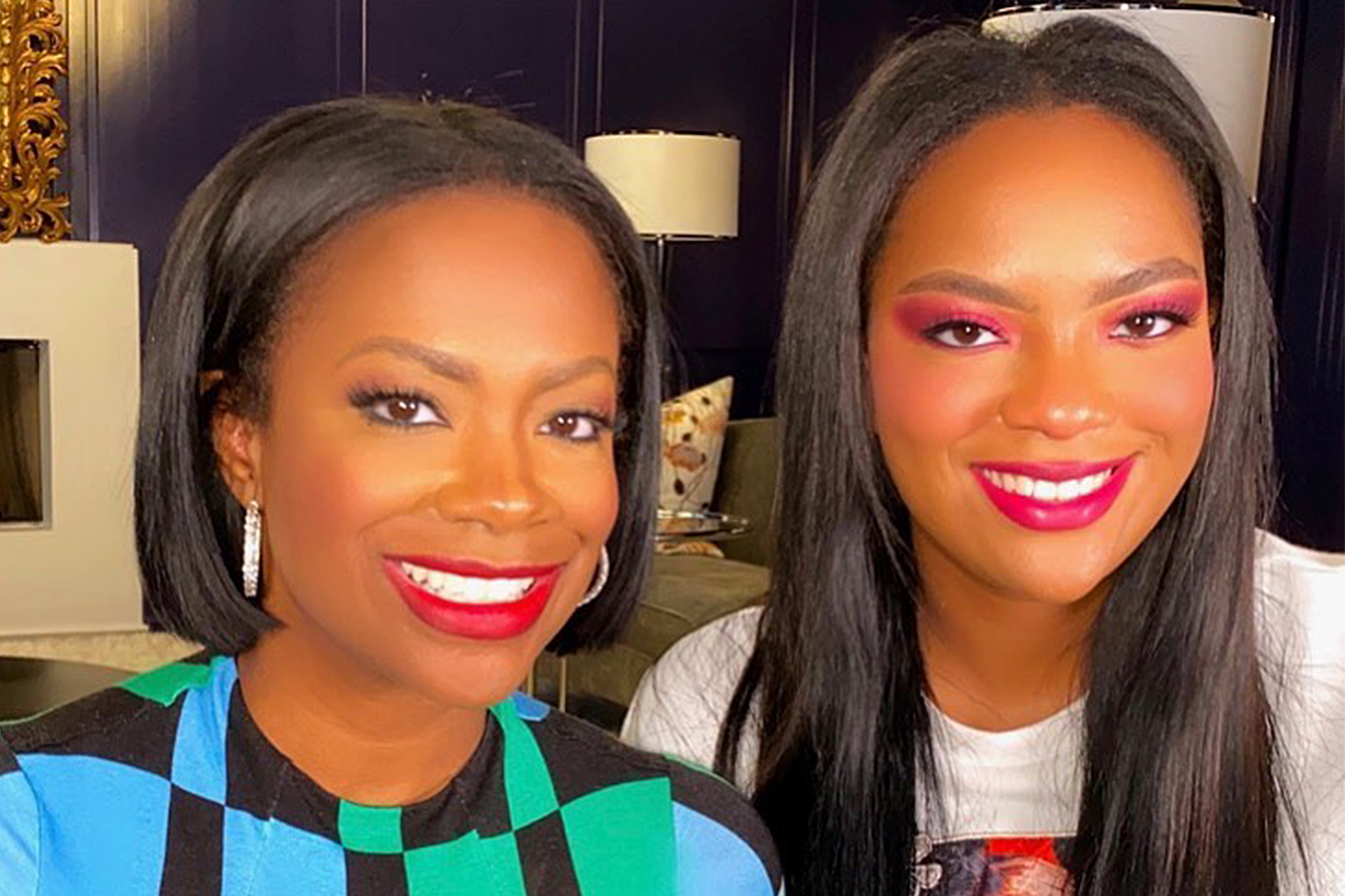 Kandi Burruss' Daughter, Riley Burruss Gets Ready To Go To College - See The Video