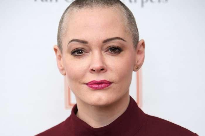 Rose McGowan Calls Alyssa Milano A 'Fraud' Following Her Criticism Of McGowan's DNC Comments