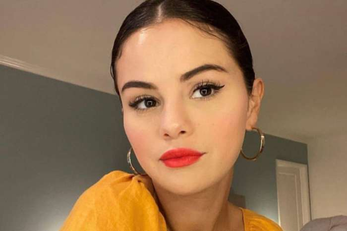 Selena Gomez Flaunts Her Flawless Figure In Polka Dot Crop Top — See The Photos