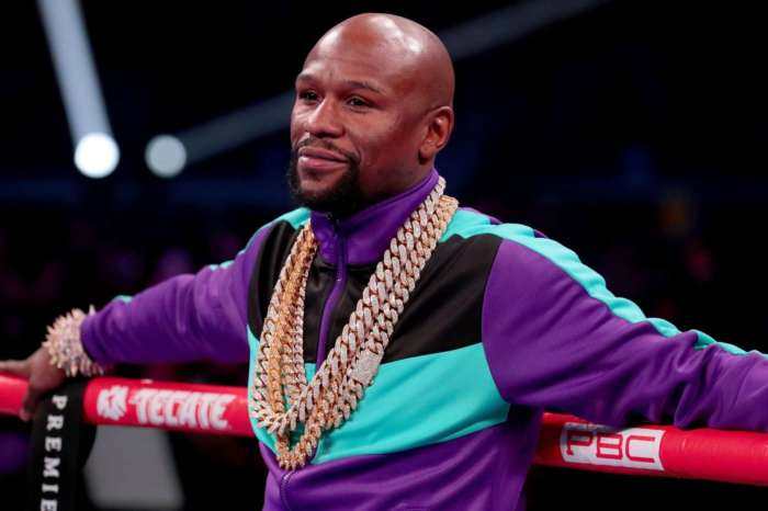 Floyd Mayweather Praises His Daughter, Jirah Mayweather - See His Message
