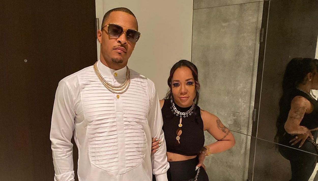 Tiny Harris Congratulates Husband T.I. For This Reason - See Her Message