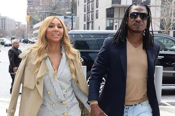 Tamar Braxton Has A Million Reasons To Leave Social Media After Sharing This Video