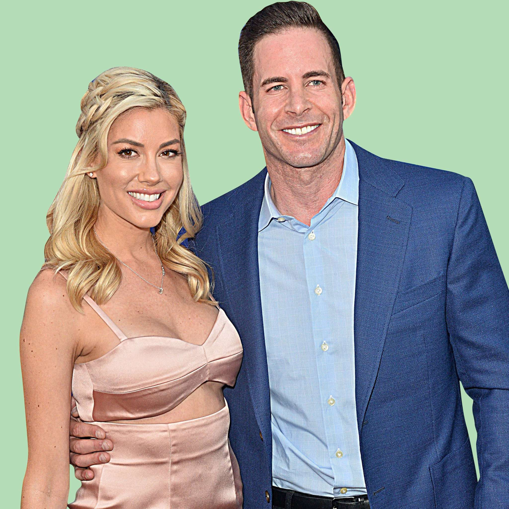 """tarek-el-moussas-fiancee-heather-rae-young-made-sure-his-birthday-was-really-special-heres-how"""