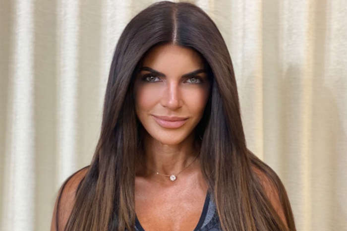 Teresa Giudice Shows Off Her Natural Beauty In Video With No Makeup On!