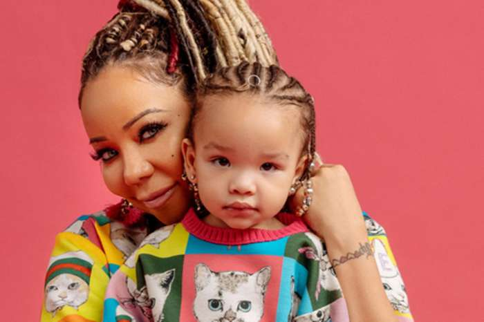 Tiny Harris And Daughter Heiress Both Rock Braids In Adorable New Clip - The 4-Year-Old Insists She Doesn't Look Like Dad T.I.
