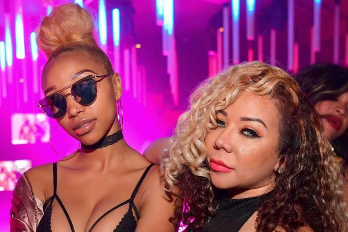 Tiny Harris Is In Love With Zonnique Pullins' Magazine Cover