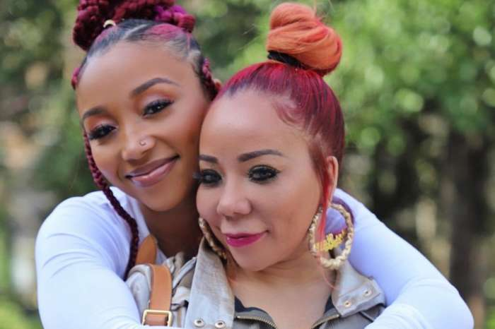 Tiny Harris Is Excited To Become A Grandmother For The First Time!