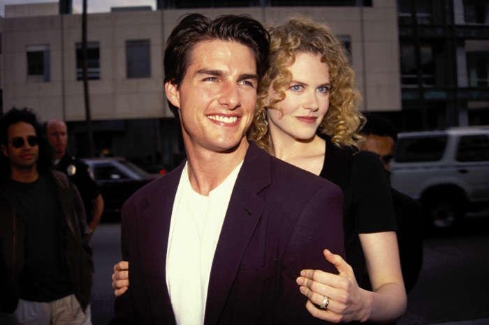 Nicole Kidman And Tom Cruise's 27-Year-Old Daughter Bella Shares Selfie - A Rarity!