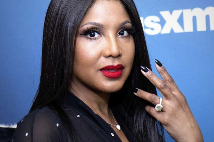 Toni Braxton Has An Emotional Message For Her Fans