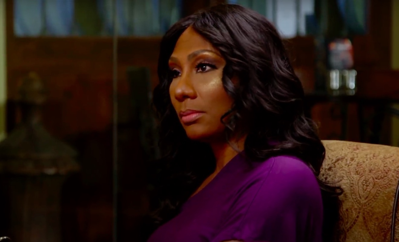 Towanda Braxton Launches Her Skin Care Line In A Few Days - See Her Video