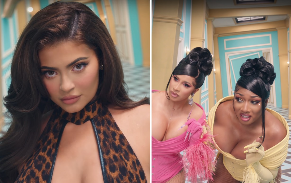 kylie-jenner-makes-racy-cameo-in-cardi-b-and-megan-thee-stallions-wap-music-video-watch-them-all-here
