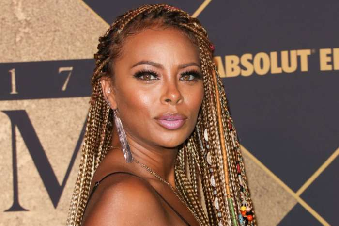 Eva Marcille's Video With The Sterling Boys Will Make Your Day - See Little Mikey Being Cute!