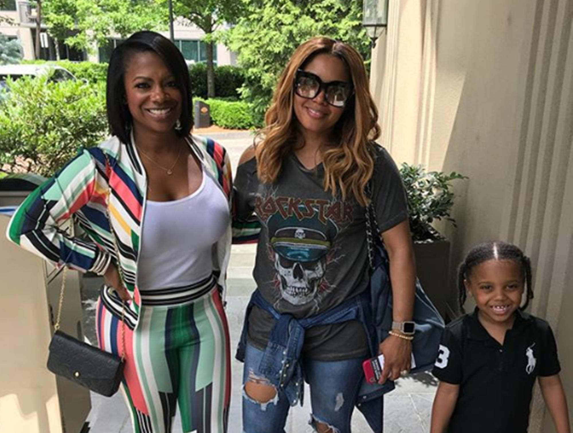 """""""kirk-frost-flaunts-gorgeous-cars-on-social-media-check-out-rasheeda-frost-and-their-son-posing-with-them"""""""