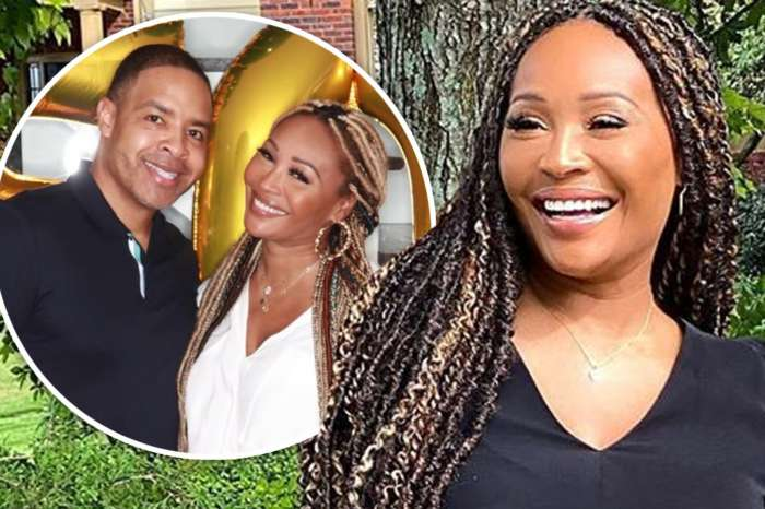 Cynthia Bailey's Husband-To-Be, Mike Hill Gushes Over Her Photo