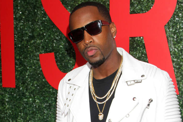 Safaree Wishes A Happy Birthday To An Important Friend - See His Message