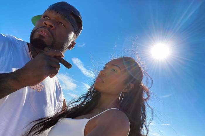 "50 Cent And Girlfriend Jamira ""Cuban Link"" Haines Get All Cute In New Videos -- Some Fans Are Still Not Ready To Give The 'Power' Producer A Pass"