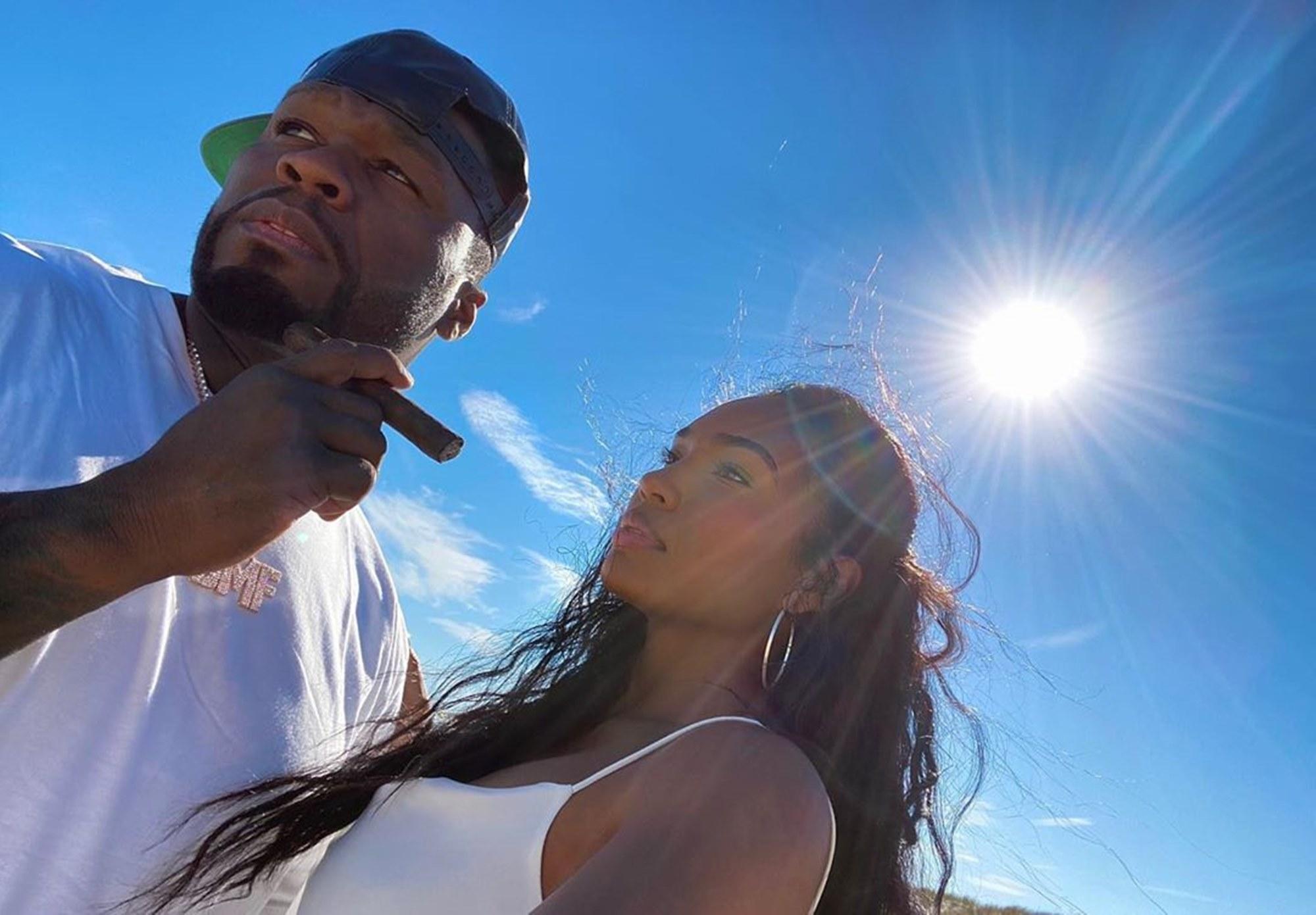 50 Cent Cuban Link Date New Premiere