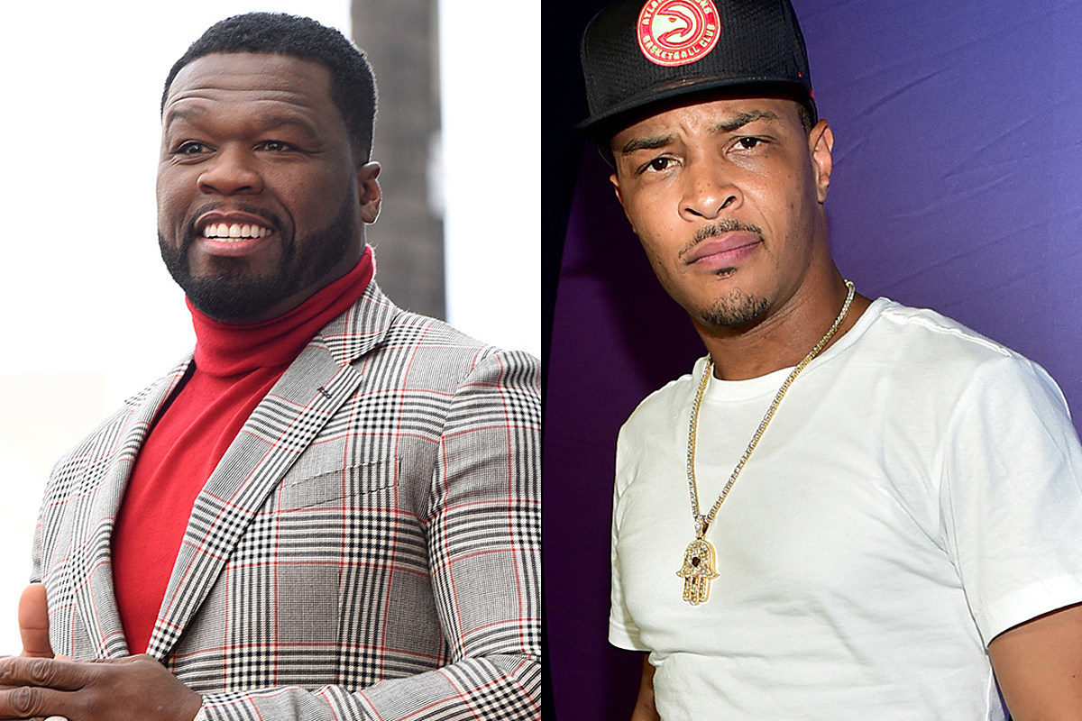 50 Cent Throws Massive Shade At T.I. - See Their Messages Fro Each Other