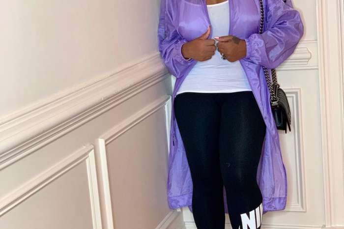 Toya Johnson Shares A Haircare-Related Video And Fans Are Here For The Natural Look