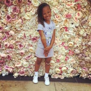 Eva Marcille's Latest Photos Of Markey Rae Show The Young Lady In Sync With Her Mom - Check Out Her Sweet Look!