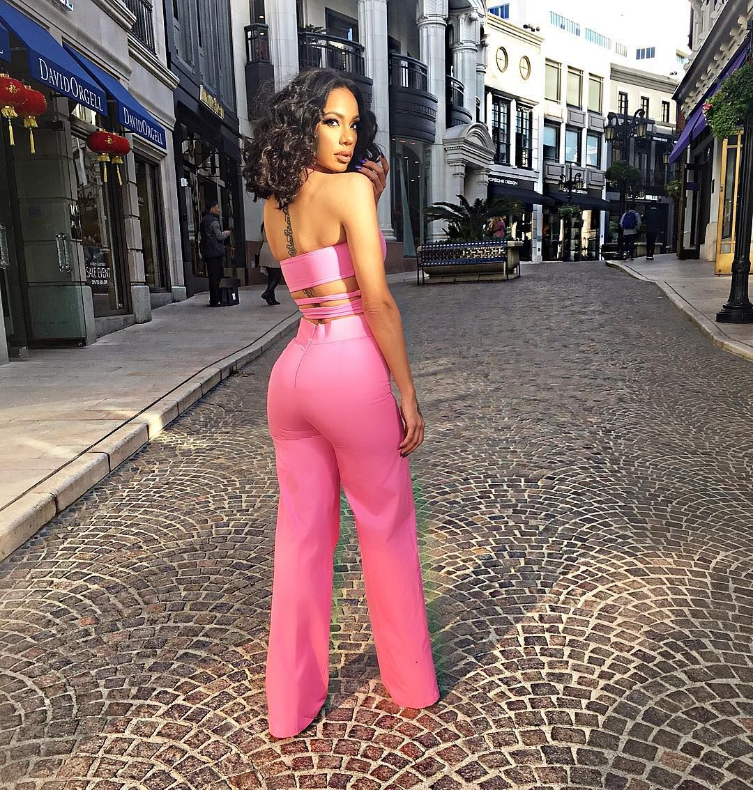 Erica Mena Talks About Why She And Safaree Decided To Get Only Fans Accounts - See The Video