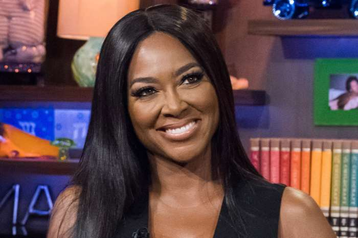 Kenya Moore Is Cracking Necks One Pic At A Time - See Her Latest Photo