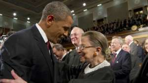 Barack Obama Pays Powerful Tribute To Ruth Bader Ginsburg After Her Passing
