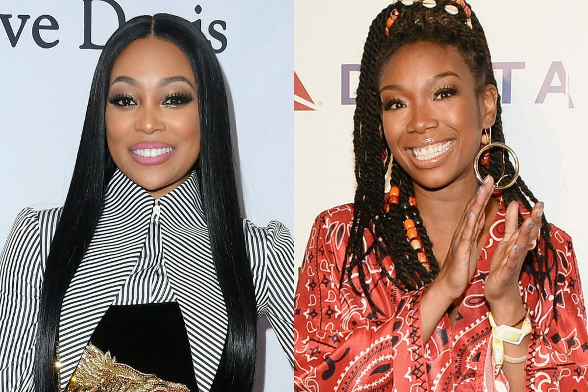 Diddy Congratulates Monica And Brandy For Their Latest Event Together