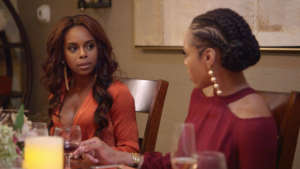 Candiace Dillard Warns RHOP Viewers That Tonight's Episode Will Show All Of Her Fight With Monique Samuels
