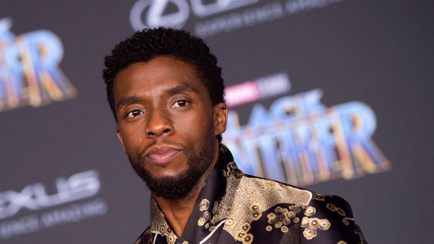 Chadwick Boseman Omari Hardwick 'Power' Actor