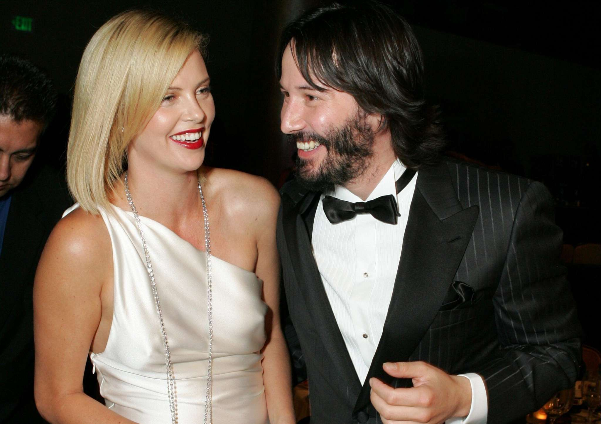 """charlize-theron-gushes-over-handsome-human-keanu-reeves-in-sweet-birthday-message"""