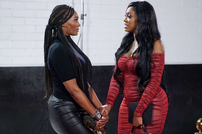 Cynthia Bailey Catches Up With Porsha Williams For Some Girl Time