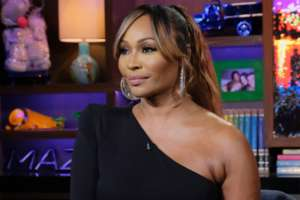 Cynthia Bailey Looks Gorgeous In This All-Black Outfit - See Her Photo