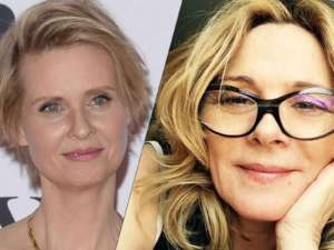 Cynthia Nixon Reveals What She Thinks Of Sharon Stone Replacing Kim Cattrall In The Third 'Sex And The City' Movie!