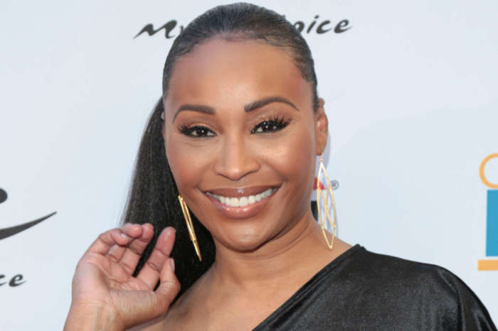 Cynthia Bailey Has A 'Wifey Glow' And Looks Gorgeous In This Floral Dress