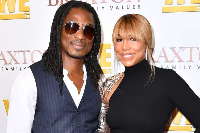 Tamar Braxton's Fiancé, David Adefeso, Lands In Trouble For This Beach Video Because He Failed To Be A Gentleman To His Special Lady