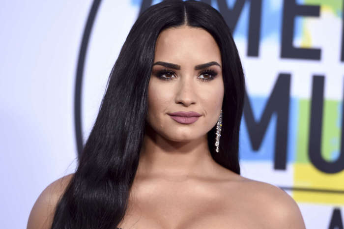 Demi Lovato Posts Photo Without Engagement Ring For The First Time Since Max Ehrich Split