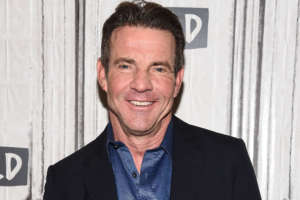 Dennis Quaid Is Participating In An Ad Put Up By The Trump Administration - The Campaign Costs $300 Million