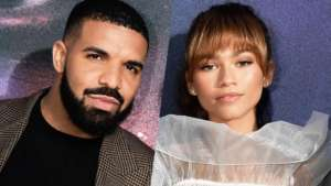 Drake Congratulates Zendaya Following Her History-Making Win At The Emmys!