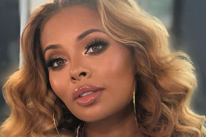 Eva Marcille Says People Can No Longer Afford To Keep Their Heads Down