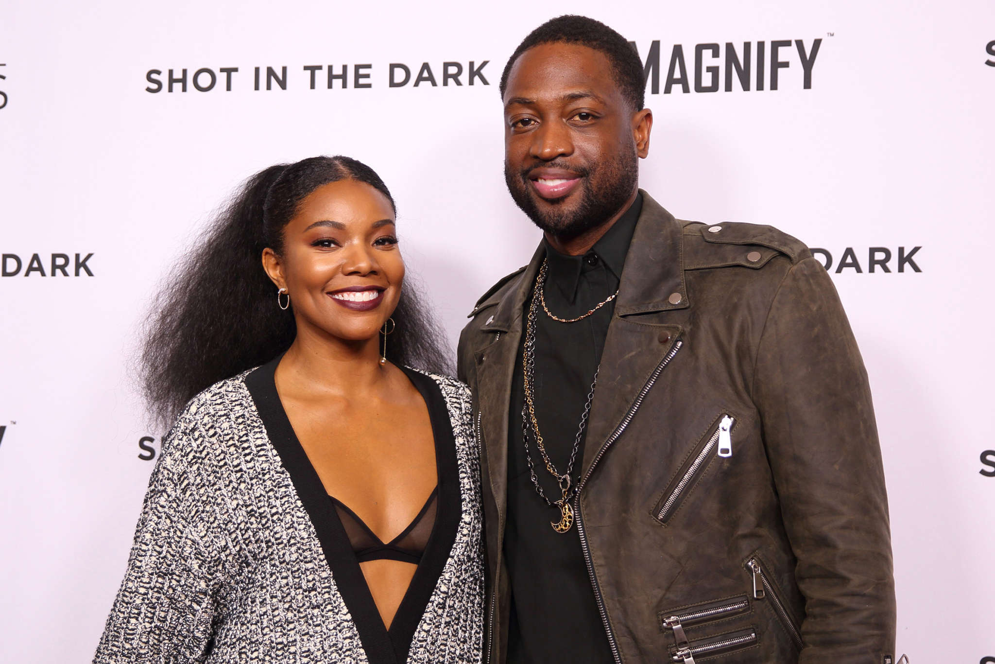 Gabrielle Union shared some photos of herself and Dwyane Wade that have fans in awe. Check out the magical pics and you'll see why.  'Dress is fire Twin! Beautiful Pic ❤️' someone told her. A commenter then said: 'Y'all are a damn twin, I used to think y'all sisters or cousins or related or whatever.' Someone praised the couple and posted this message: 'You two look beautiful together. These photos are special ones for some reason the mood, atmosphere, your expression speaks volumes.' Someone else said: 'Come thru with the divine black love kissed by a rainbow!' and another follower posted this: 'Doors with unbelievable blessings on the other side will open up for you soon! Stay focused and stay healthy!' One commenter wrote: 'The rainbow in the back is definitely unplanned? Maybe! Hhmm,' and a follower said: 'The rainbow in the background is everything, beautiful. Love y'all!!' A fan posted this: 'Love the rainbow in the background. Perfect picture,' and a commenter said: 'The rainbow in the background is everything, beautiful. Love y'all!!!'  Someone else wrote: 'That dress though! Is this part of your clothing line? @gabunion,' and a commenter said: 'Real love the kind that lasts forever... black love.' One fan posted this message: 'So y'all really are the pot of gold at the end of the rainbow? Hell yeah.' In other news, Gabrielle Union shared a photo on her social media account in the memory of Chadwick Boseman, but something about the pic disturbed some of her followers.  All in all, people accused her of politicizing his death. Also not too long ago, Gabrielle Union celebrated her and Dwyane Wade's anniversary and made sure to mark the event on social media as well. Gabrielle and Dwyane are living their best life together with their family and fans could not be happier for them.